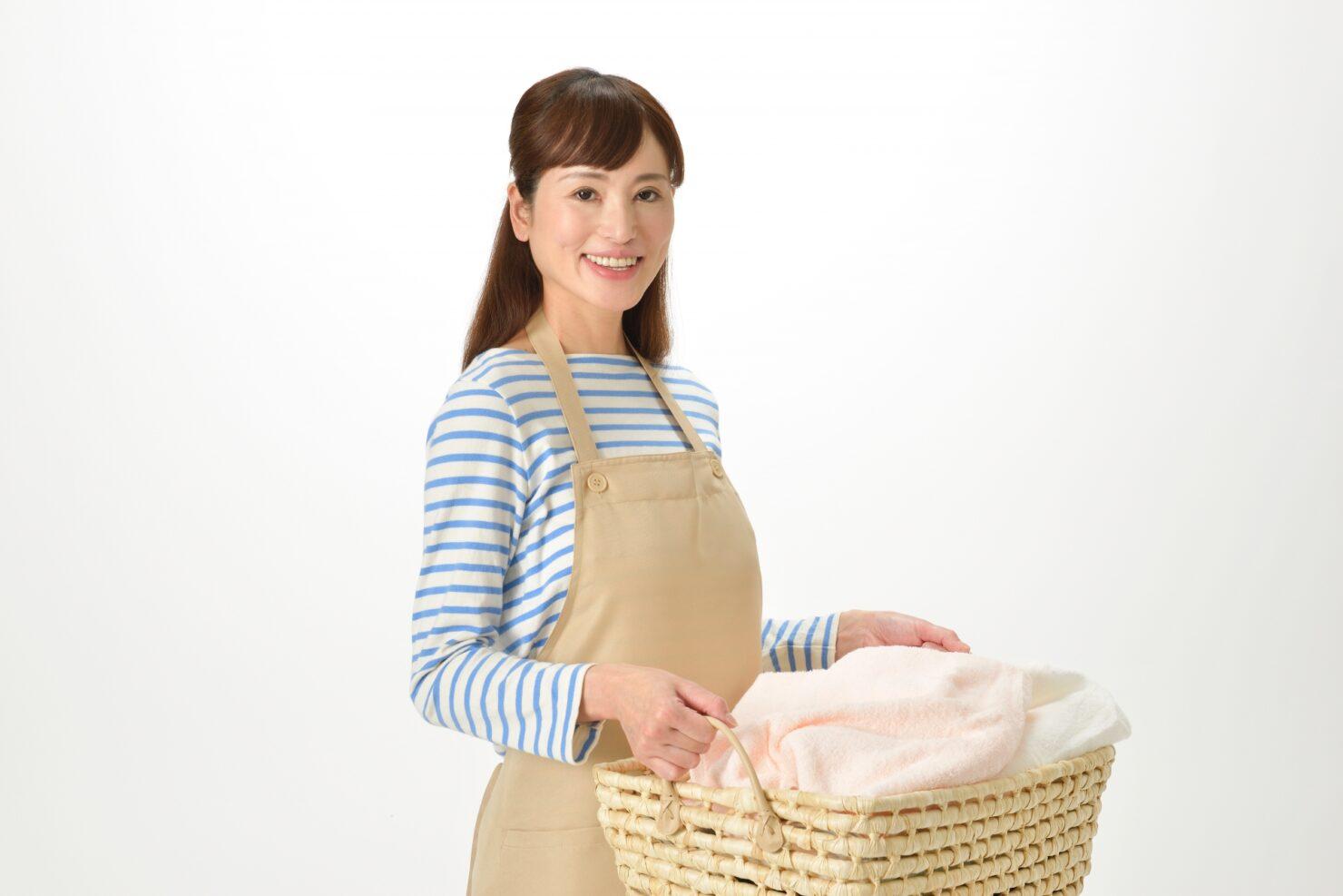 選び方のポイント3.毎日の洗濯に耐えられる丈夫なもの