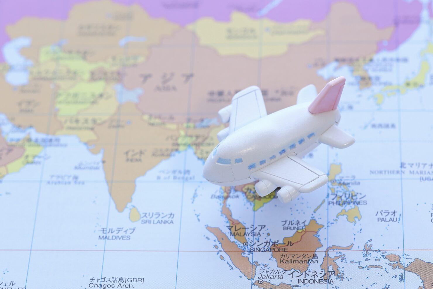 【フライト時間別】子連れ海外旅行におすすめの国