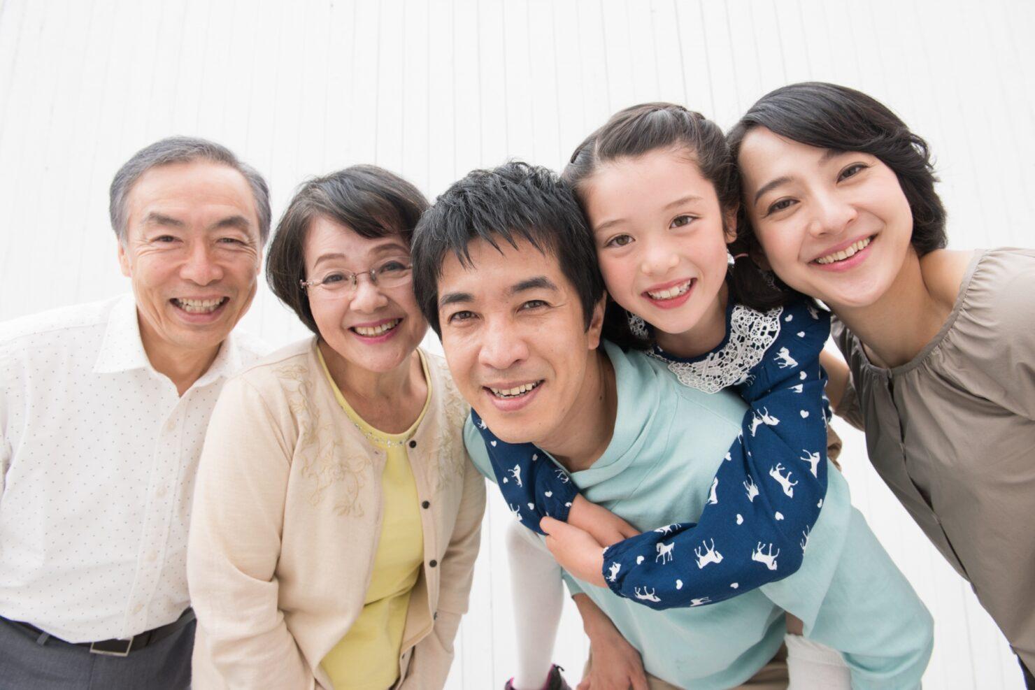 家族の好み