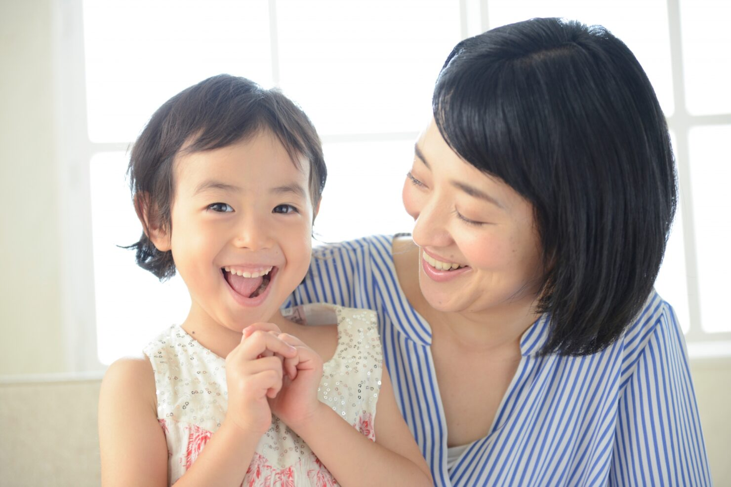 パパママと子供が性のコミュニケーションを図る機会を作りましょう