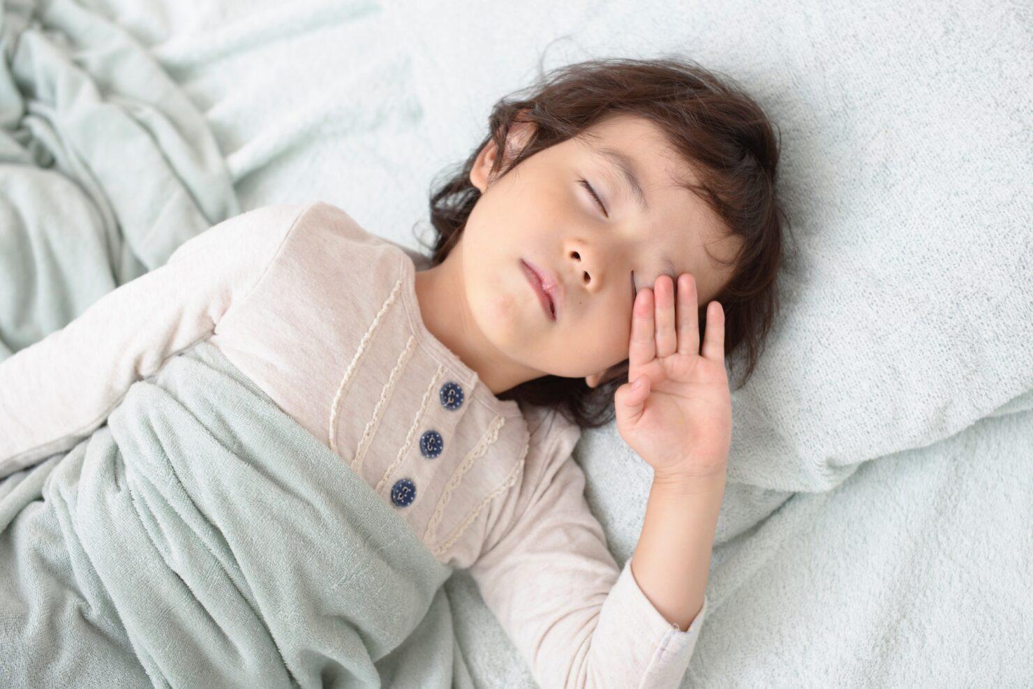 5~6歳になったら目覚まし時計を使ってみよう!