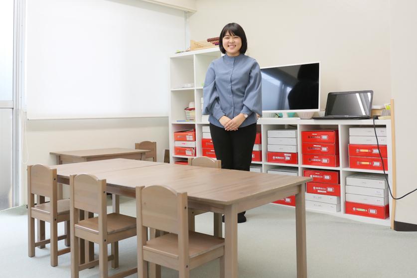 キッズアカデミーの教室
